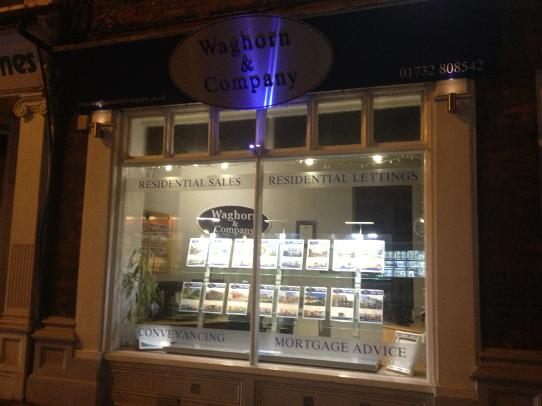 Waghorn and Company Tonbridge