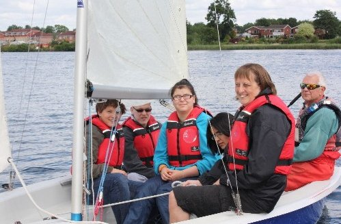 Wealden Sailability in Chipstead