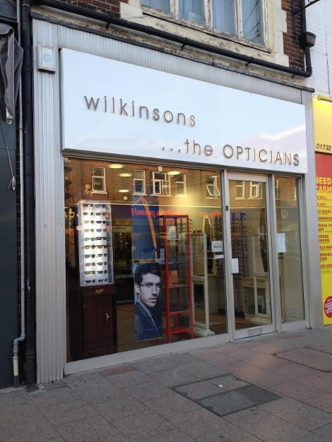 Wilkinsons Opticians Tonbridge
