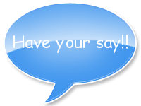 Have your say on Tonbridge matters