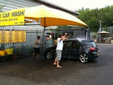 Car Wash at Easistore Tunbridge Wells