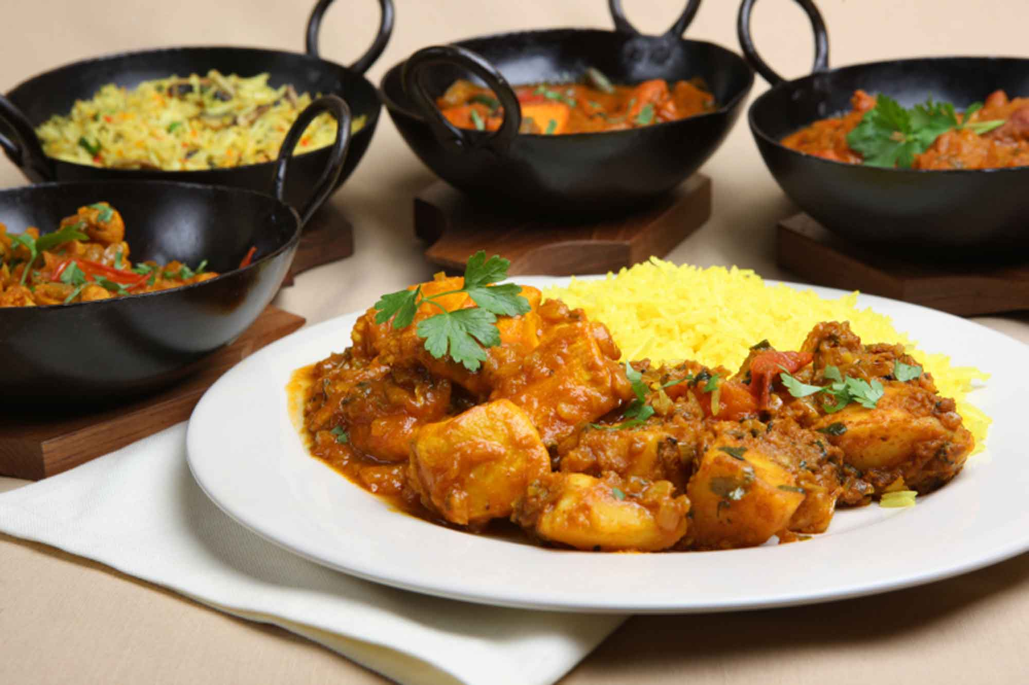 Search for Indian Take aways in and around Tonbridge