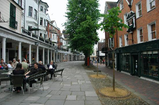 Pantiles Tunbridge Wells