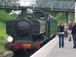 Spa Valley Railway Tunbridge Wells
